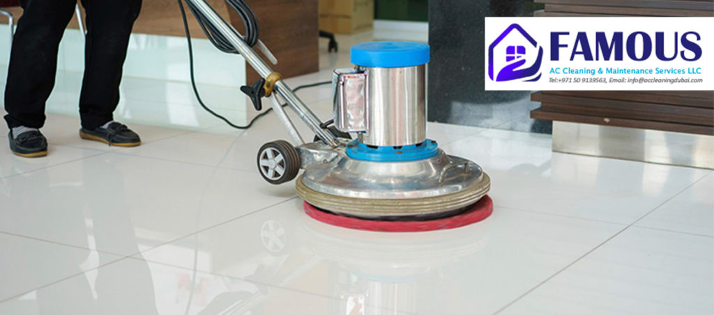 Floor Polishing Service in Dubai