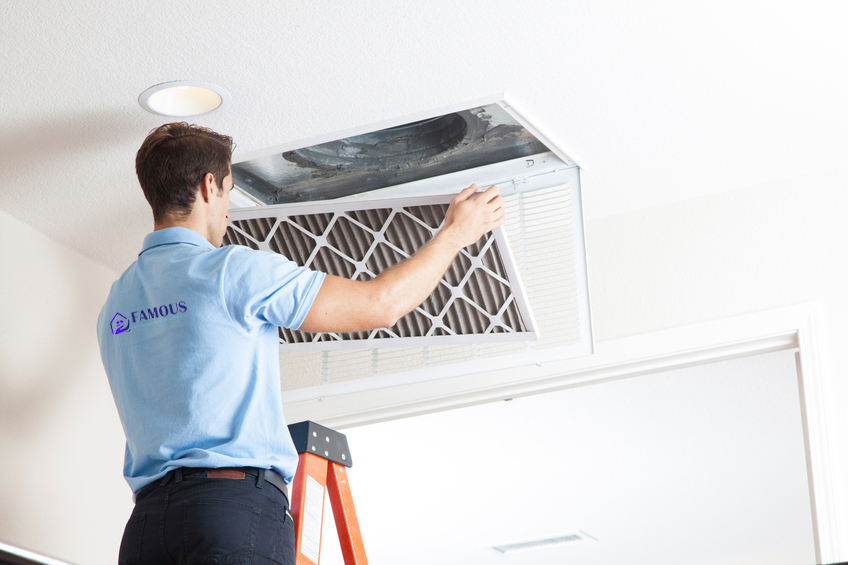 AC Deep Cleaning & Duct Cleaning