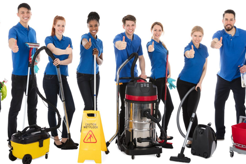 Cleaning & Disinfection Service