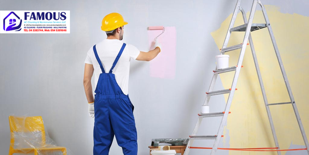 Villa Painting Service in Dubai