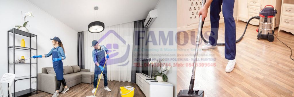 House deep cleaning Dubai